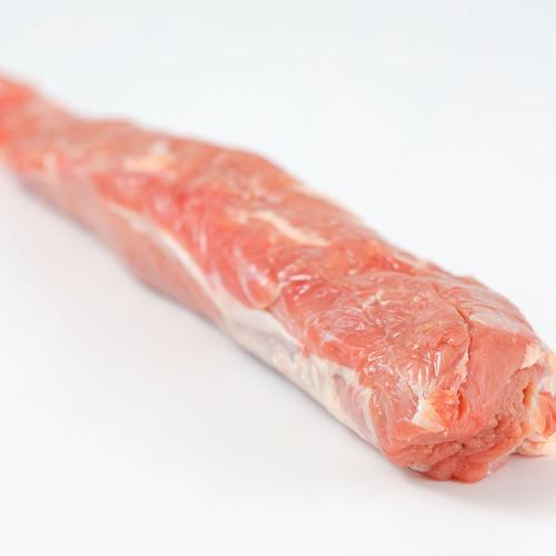 ご用聞き|ヒレ2本|ブロックかたまり肉|上品ヒレカツにお薦め|カット指定受付け|白金豚プラチナポーク