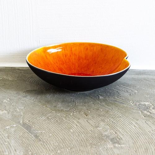 Jars Nenuphar パスタボウル 21cm / オレンジ