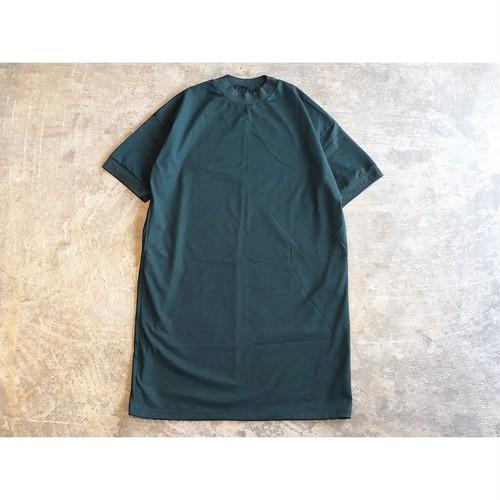 manon(マノン) Cotton Fine Gauge Oversize One-Piece Tee
