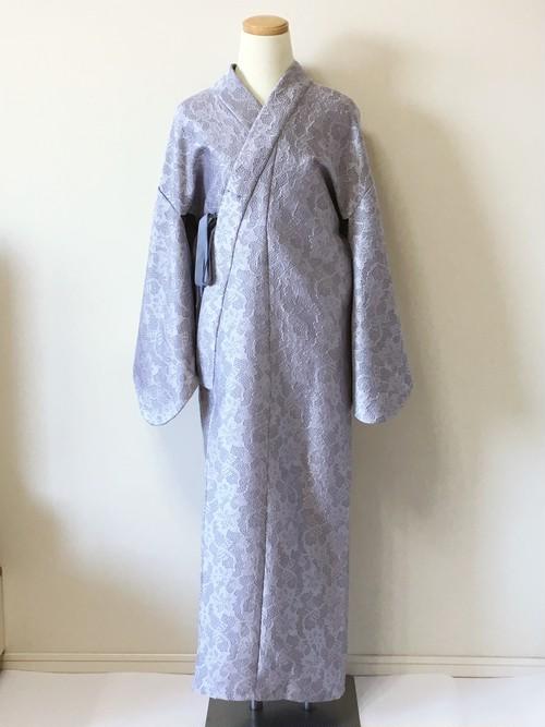 【受注販売】 2分で着れるかんたん浴衣単品(ブルーグレー)