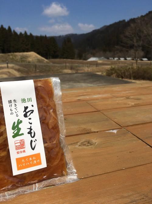 たくあんハリハリ漬け(100g)