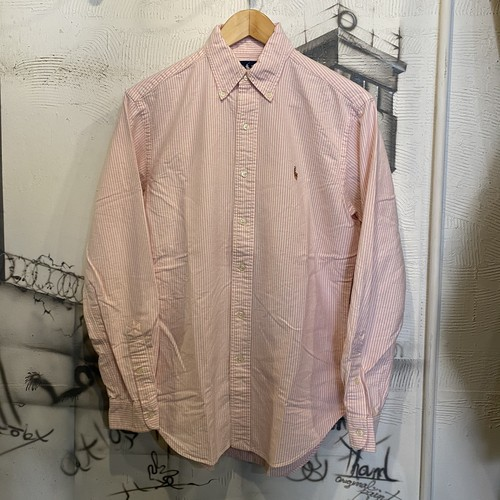 Polo ralph lauren BD stripe shirt