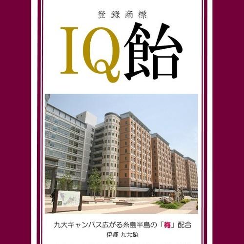 IQ飴 伊都九大飴 箱入 九州大学