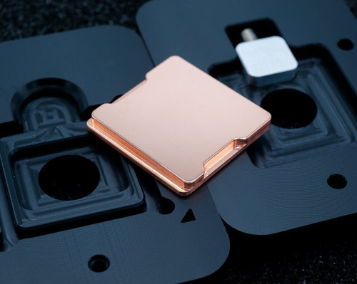 Copper IHS for 9th Gen(without)ガイドなし
