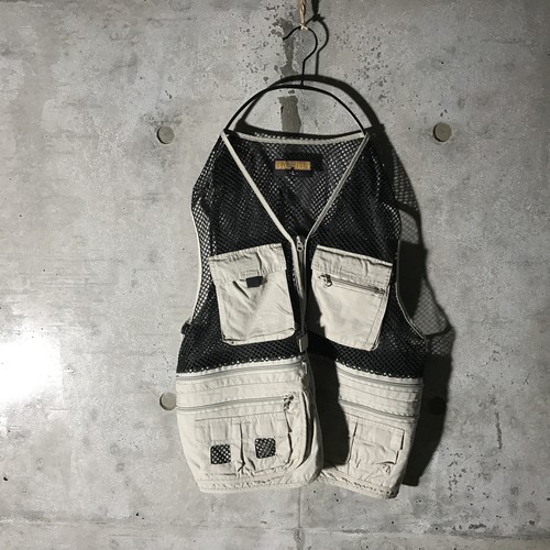 [used] summer fishing vest