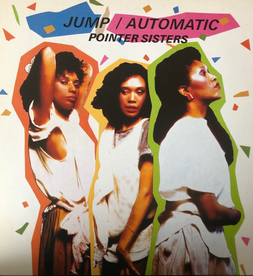 Pointer Sisters - Jump (For My Love) / Automatic (12inch) [r&b/soul] 試聴 fps19123-8