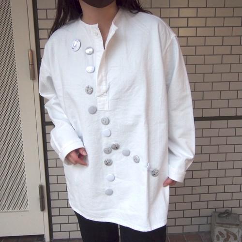 【ethical hippi】sleeping shirt  / 【エシカル ヒッピ】スリーピングシャツ