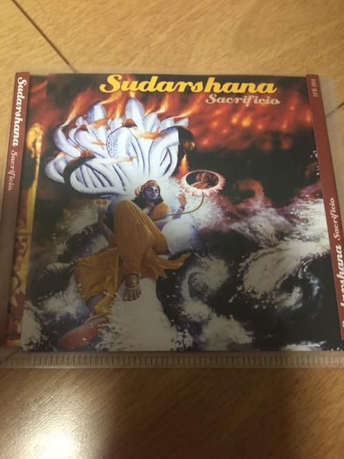 Sudarshana - Sacrificio CD