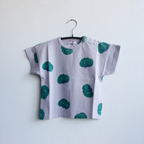 《BOBO CHOSES 2021SS》Tomatoes All Over T-Shirt / 6-36M