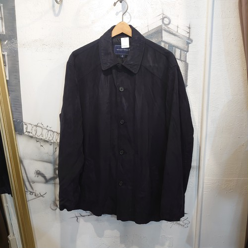 polyester coverall jacket