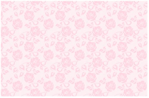 レースローズ ベビーピンク