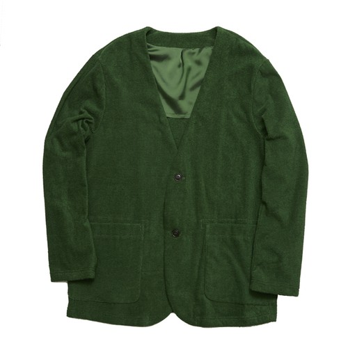 TF No Collar jacket (THING FABRICS)