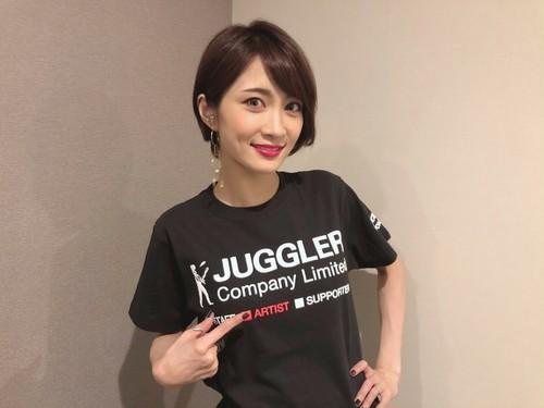 【番外編】JUGGLER38周年記念Tシャツ [ Ayasa Shop限定 (通販のみ) ]