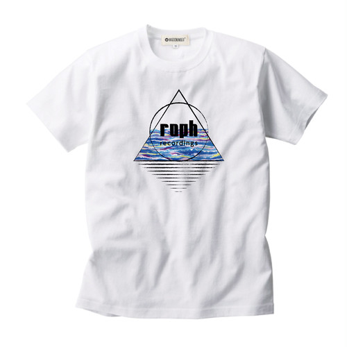 FJD x ROPH x MAGICNUMBER roph logo (color sea edition) T-shirts