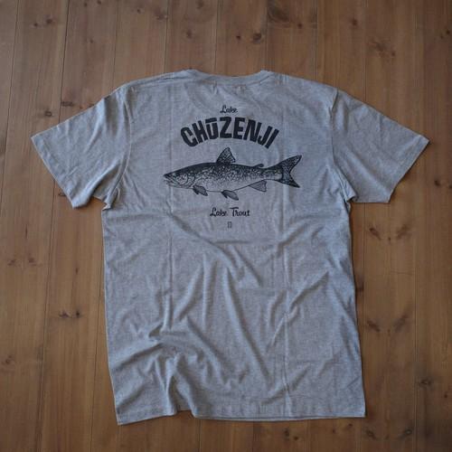 LAKE CHŪZENJI Charity shirt by Peter Perch/中禅寺湖チャリティーTシャツ 2021