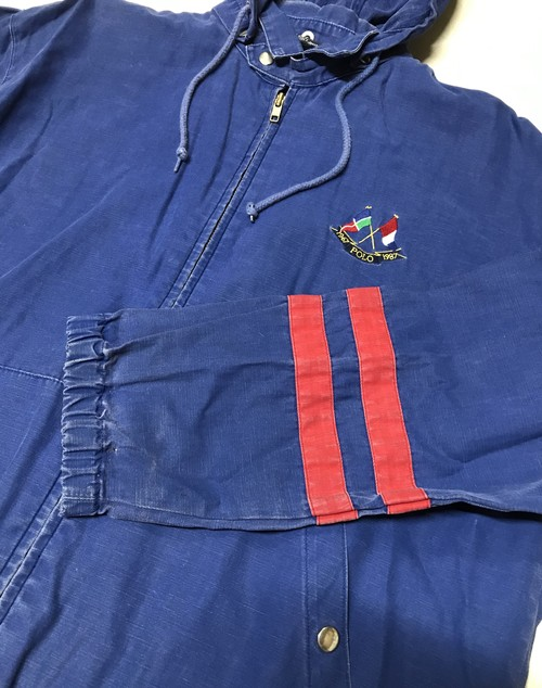 Polo Ralph Lauren Flag Swing Top Parka