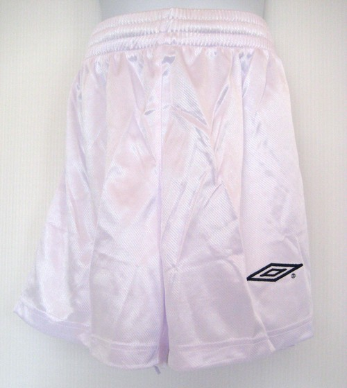 UMBRO SHORTS WHITE
