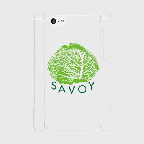 SAVOY(サボイ・キャベツ)1   iPhone5c 透明