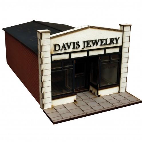 【予約発注】Davis Jewelry 28S-CHW-103