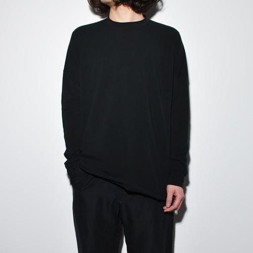 All Matching Long Sleeve 〈Black〉