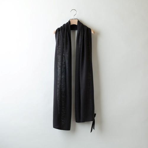 ESSENTIAL SOLID STOLE (Charcoal)  DBA0016