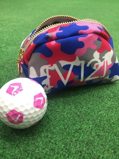 V12 ゴルフボールケース