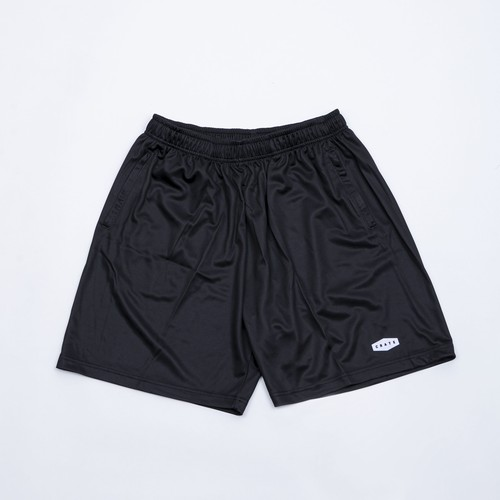 CRATE LOGO Mesh Pants BLACK
