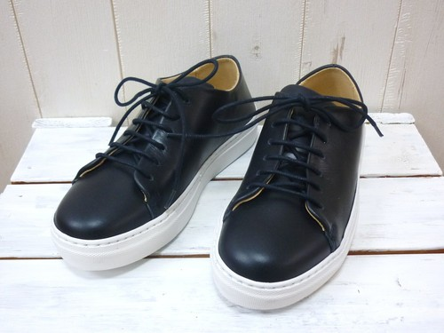 Piccante Women's Leather Sneaker/Made In Portugal (ピカンテ レディス レザースニーカー/ポルトガル製 ハンドメイド)