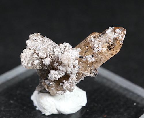 自主採掘!ユタ州産 トパーズ 2,6g 原石 標本 TZ061 鉱物 パワーストーン 天然石