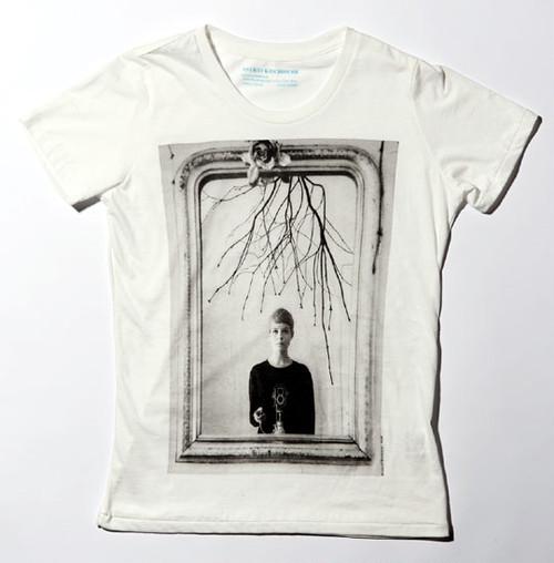 Astrid Kircherr Tシャツ(ホワイト S)