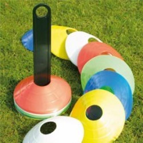 【送料無料】グリッドマーカー【50枚/5色】(Grid Marker Discs)