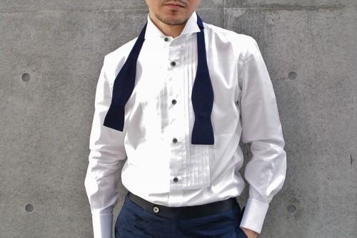 2161-ASW1-1 ウイングカラーシャツ・タキシードシャツ!タキシードにはこれ!!