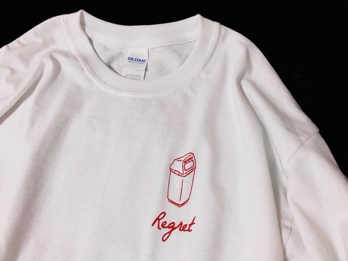 【POOL限定】REMEMBER YOUTH CLUB Long Sleeve 【Regret】