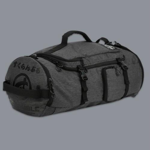 SCRAMBLE MITSU XL HOLDALL バックパック(リュックサック)にもなる大容量バッグ