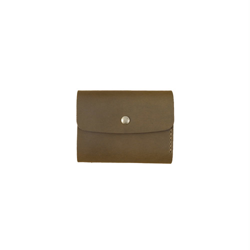 COMPACT WALLET / OLIVE