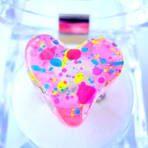 秘密 ring【mix】❥限定カラー