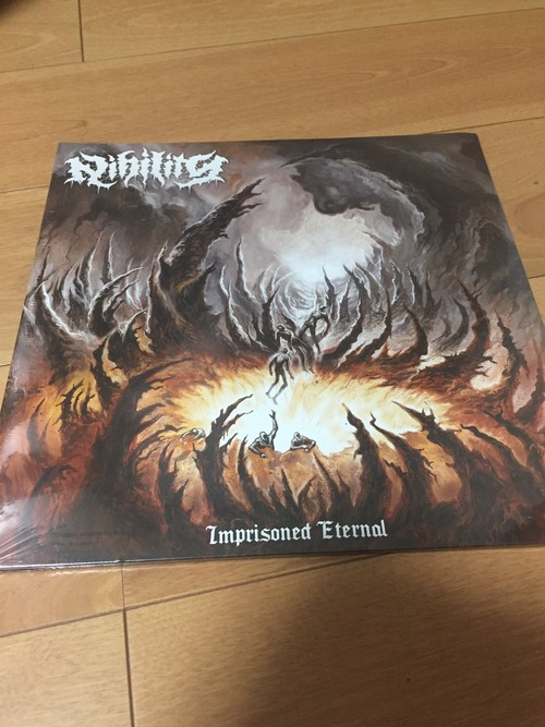 Nihility – Imprisoned Eternal 12″