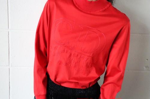 Christian Dior highneck t-shirt