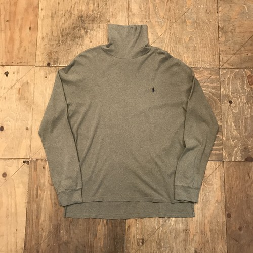 90s POLO by Ralph Lauren turtleneck XL UC-334