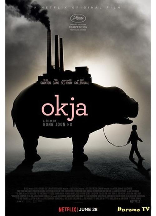 ☆韓国映画☆《オクジャ》DVD版 送料無料!