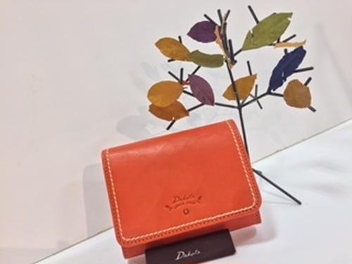 Dakota(ダコタ)プリッソシリーズ/二つ折り財布