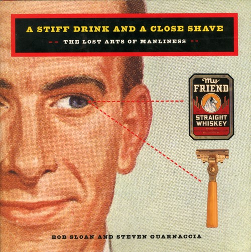A Stiff Drink and a Close Shave