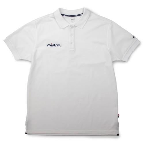 ミストラル メンズ [ シーコンフォートポロシャツ ] WHITE