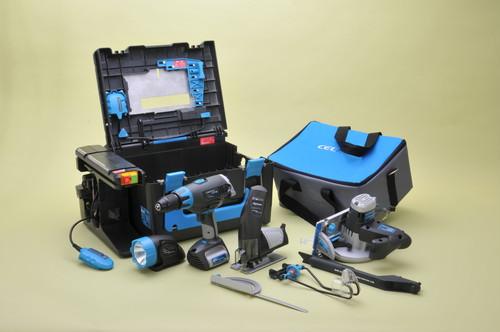 電動工具セット CEL Power8@Workshop PRO  WS4E (展示品・在庫1台のみ)