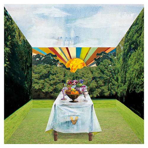 "1st full album-運動と食卓""Gymnastics and Dinner"""