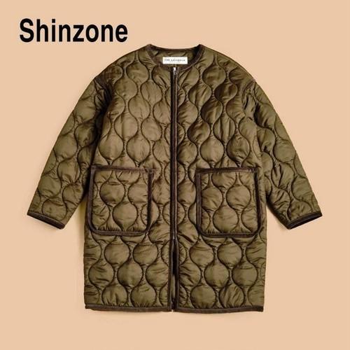 THE SHINZONE/シンゾーン・キルティングコート