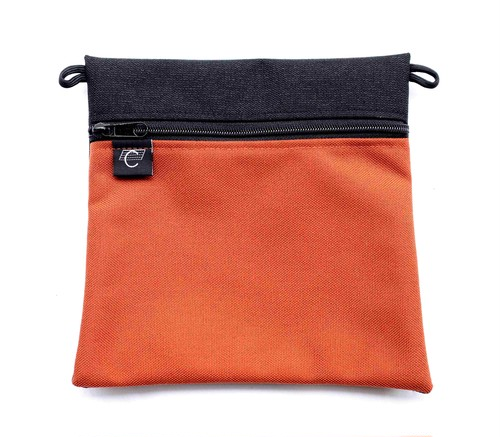 COMA BRAND accessory bag rust コマブランド バッグ