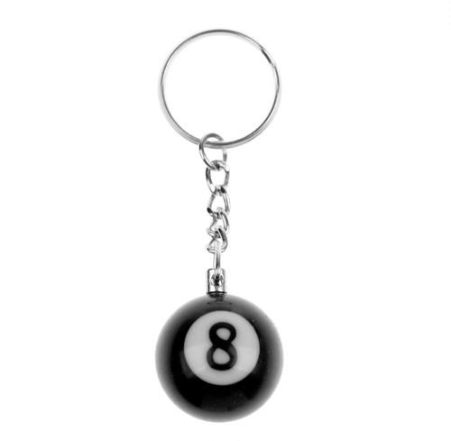 【Cat & Parfum】Eight Ball Key Chain