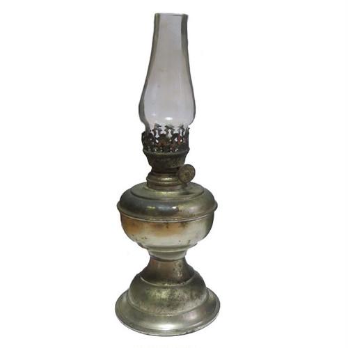 昭和初期のオイルランプ