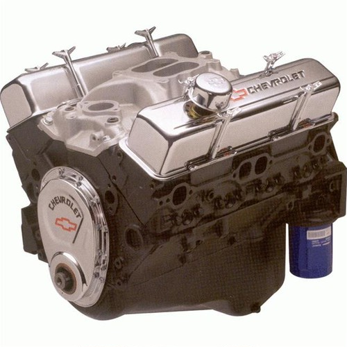 Chevrolet Performance 350/300hp Deluxe Long Block Crate Engines